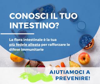 Flora intestinale fedele alleata per rafforzare il tuo sistema immunitario --- Selene Centro Medico