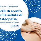 Offerta Osteopatia ---- Selene Centro Medico